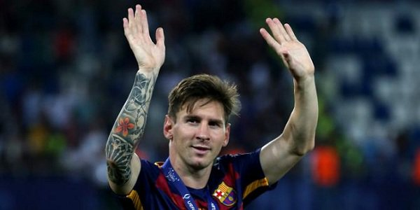 Leo Messi New Contract New Club