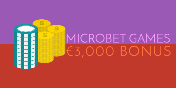 microbet casino games