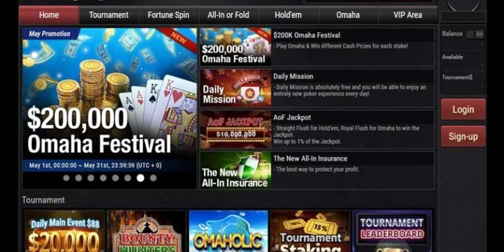 about natural8 poker