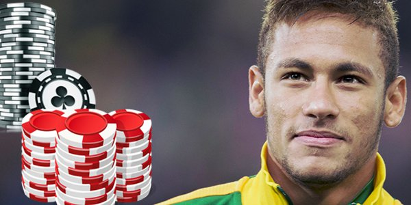 Neymar Opted To Play Poker Instead Of Watching The Final Minutes Of The Semi Finals Gamingzion Gamingzion