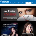 New NordicBet Live Casino Starts With Evolution Gaming