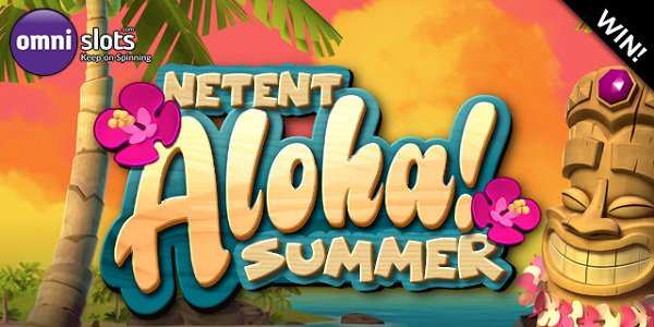 Play Aloha Cluster Pays at Omni Slots and Win a Trip to Hawaii
