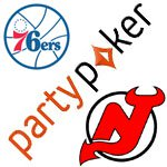 Philadelphia 76ers and New Jersey Devils Sign Deal With PartyPoker