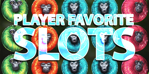 player favorite slots in June