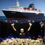 Live poker tourneys start on sea ferry in Russia