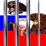 Russian Police covered underground casinos