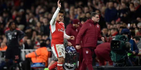 Is Alexis Sanchez Leaving Arsenal Tonight? Check Out The Odds!