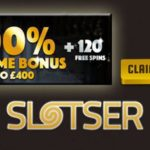 Pick up the £400 Welcome Bonus and Find a Social Casino Experience at Slotser!
