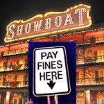 Showboat Casino Fined for New Jersey Gambling Law Breach