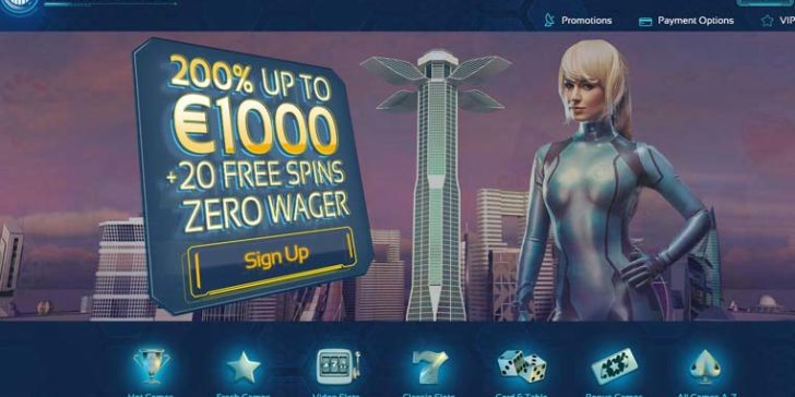 about spintropolis casino