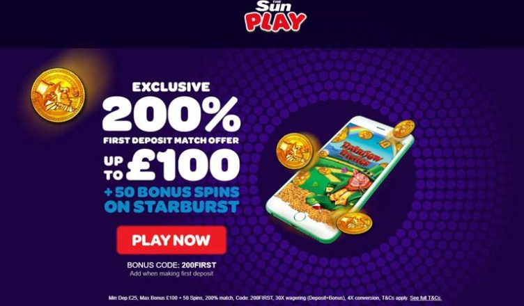 about the sun play casino