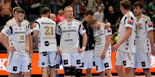 EHF handball Final Four Cologne HBL