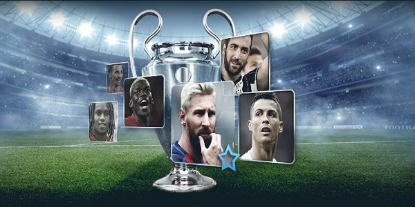Join 1xBET Sportsbook to Play UCL Fantasy Football in Germany