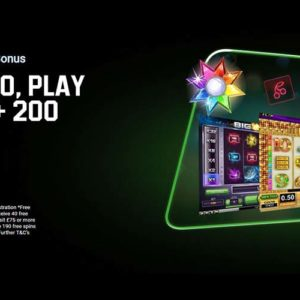 Unibet Casino Welcome Bonus for Players from the UK