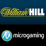 Microgaming to Power William Hill Online and Mobile Casinos