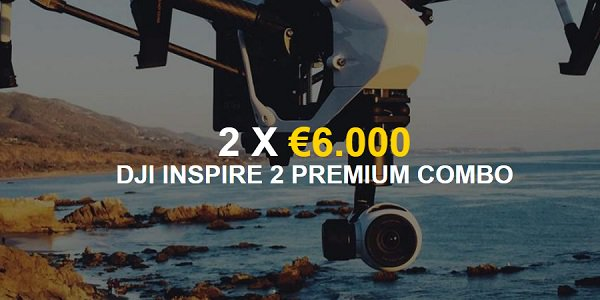 Win a Drone with Rich Casino's Rich Summer Promotion