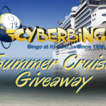Win a Summer Holiday for Two at Cyber Bingo
