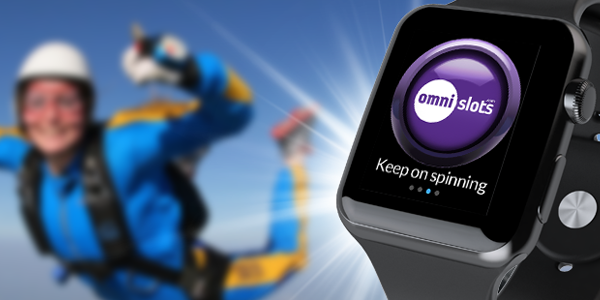 Win an Apple iWatch or a Gym Membership at Omni Slots