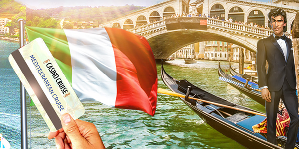 Win a Mediterranean Cruise with Luxury Accommodation