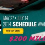 Bigger Than Ever: 7 Reasons Why the 2014 WSOP Could Be the Biggest Poker Tour so Far