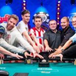 The Big November Nine Who Will Compete at the WSOP Main Event Final Table Are All Ready to Win