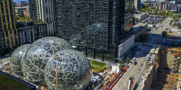 Amazon Headquarter City Odds