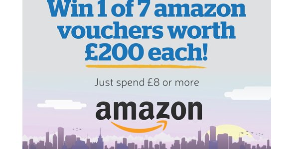 The Health Lottery Amazon Voucher