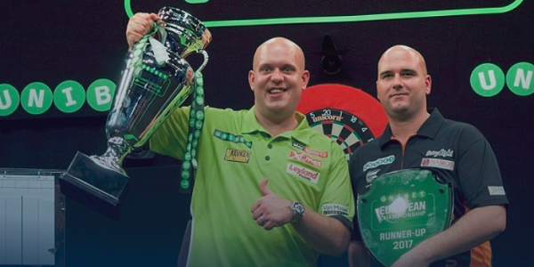 Van Gerwen Won Again