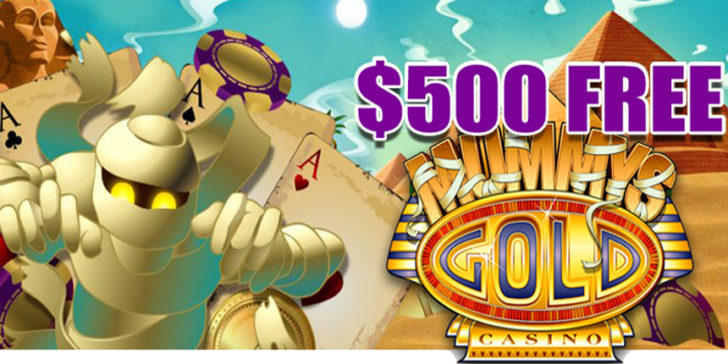 The latest review about Mummys Gold Casino at GamingZion Gambling Analysis page