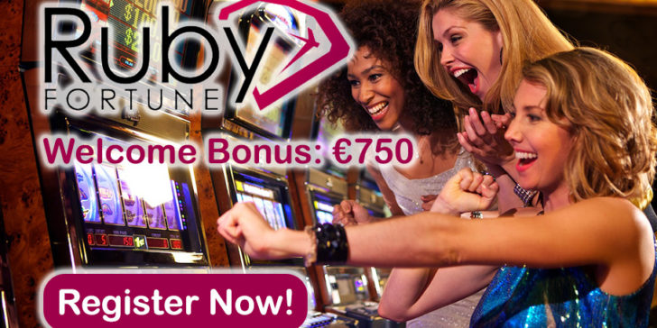 The latest review about Ruby Fortune Casino