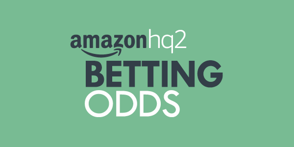 Amazon Headquarters Betting Odds