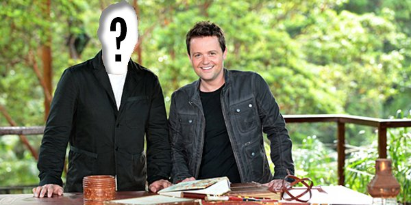 bet on the host of I'm a Celebrity...
