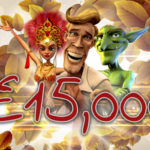 Join the Biggest Online Slot Tournament in October at Spartan Slots