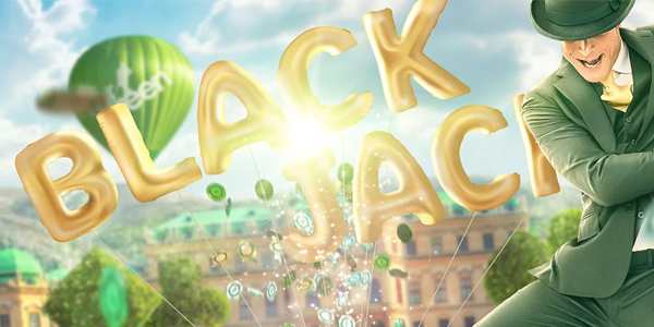 Join the €1,000 Blackjack Cash Prize Draw at Mr Green Casino