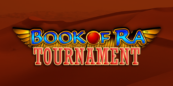 Book of Ra slots tournament