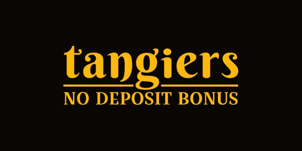 exclusive Tangiers Casino no deposit bonus