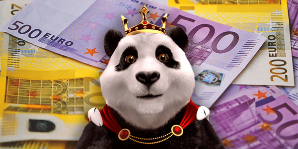 Royal Panda Casino no deposit bonus