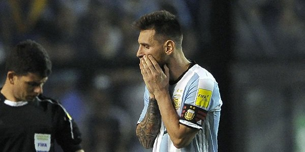 Messi Argentina World Cup Chances