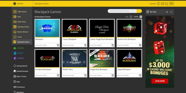 Review About Bovada Casino Gamingzion Gamingzion