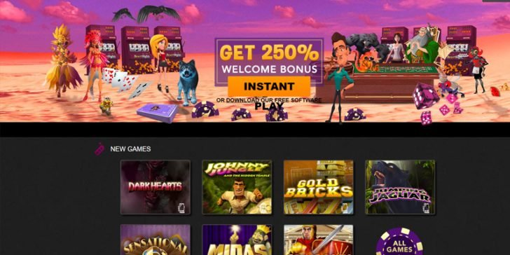 Review About Desert Nights Casino Gamingzion