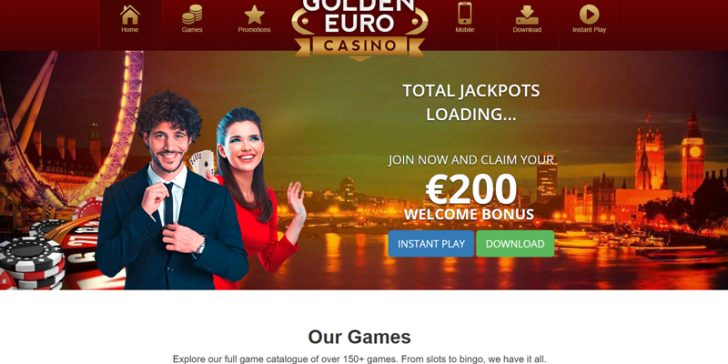 Review About Golden Euro Casino Gamingzion Gamingzion