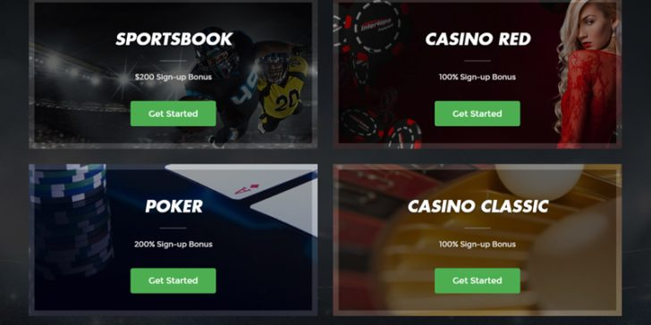 About Intertops Casino Games Bonuses Promotions Banking Gamingzion