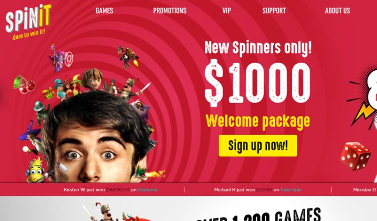 about Spinit Casino
