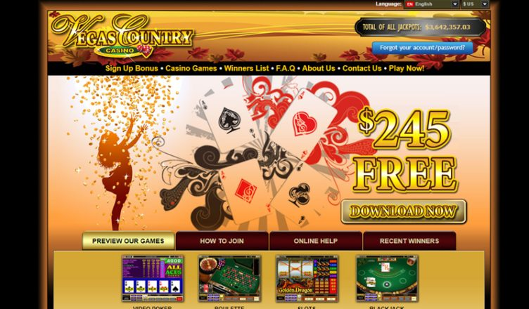 review about vegas country casino