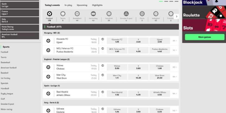 review about 10bet sportsbook
