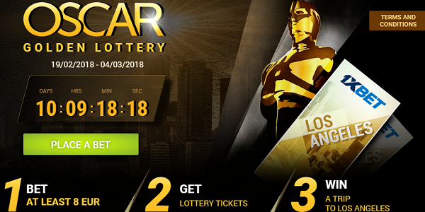 Academy Awards Tickets Giveaway Las Vegas Trip