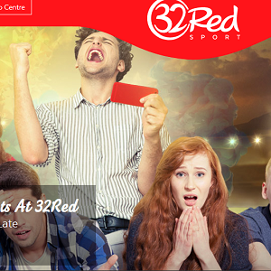 Cash-out on your bets at 32Red Sports