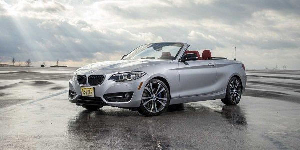 BMW 218i Convertible Giveaway Prize Mr Green Casino
