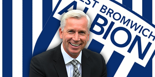 Bet on Alan Pardew to Become the Next West Brom Manager