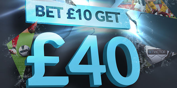 BetVictor Sportsbook Sign Up Bonus
